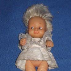Muñecas Lesly y Barriguitas: MUÑECA BARRIGUITAS DE FAMOSA CON VESTIDO. Lote 41580448