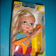 Muñecas Lesly y Barriguitas: MUÑECA BARRIGUITA DE FAMOSA 2009 BARRIGUITAS FAMILIAS. Lote 34633715