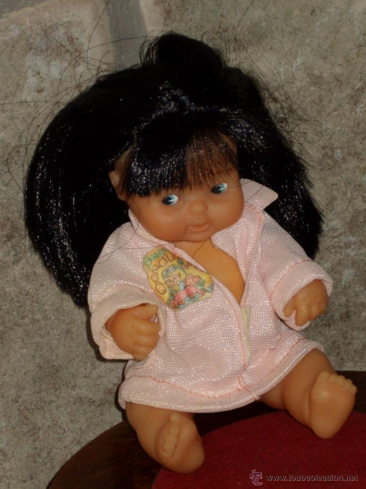Muñecas Lesly y Barriguitas: MUÑECA BARRIGUITAS DE FAMOSA,MORENA PELO LARGO. - Foto 2 - 43321556