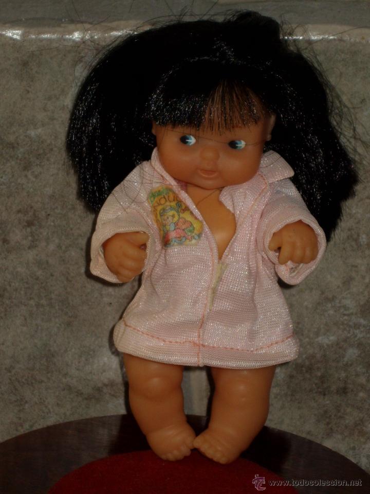 Muñecas Lesly y Barriguitas: MUÑECA BARRIGUITAS DE FAMOSA,MORENA PELO LARGO. - Foto 3 - 43321556