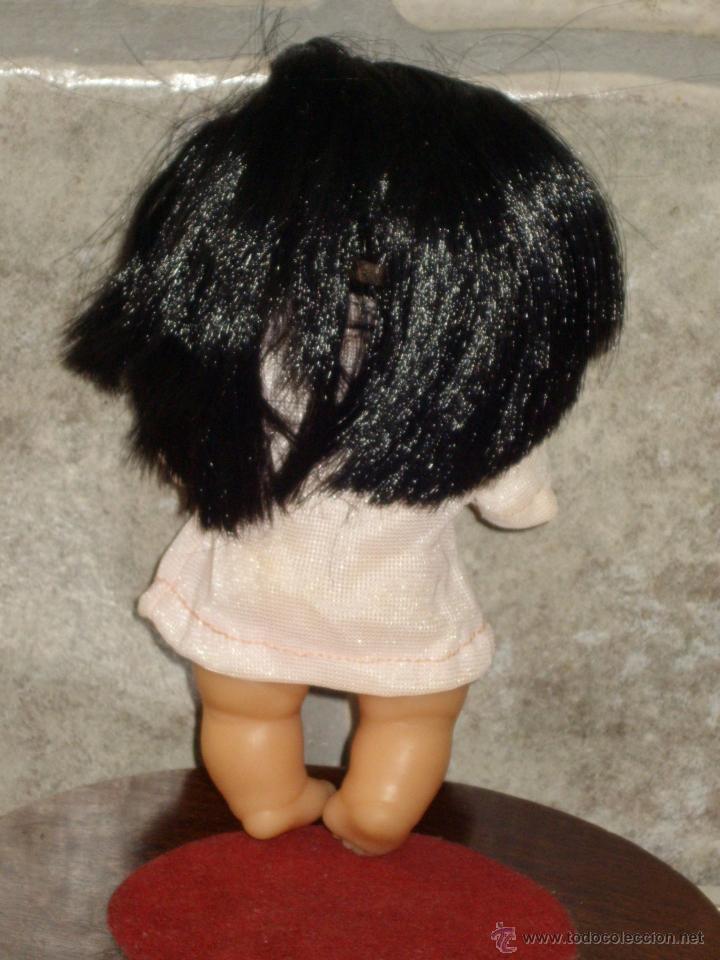 Muñecas Lesly y Barriguitas: MUÑECA BARRIGUITAS DE FAMOSA,MORENA PELO LARGO. - Foto 4 - 43321556