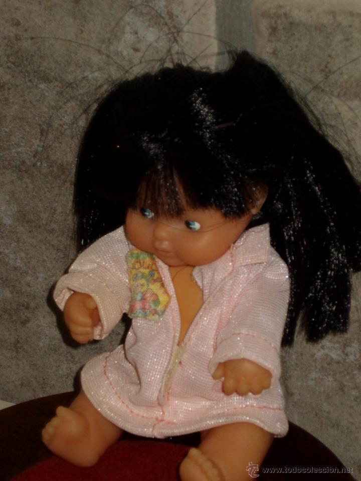 Muñecas Lesly y Barriguitas: MUÑECA BARRIGUITAS DE FAMOSA,MORENA PELO LARGO. - Foto 5 - 43321556