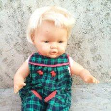 Muñecas Lesly y Barriguitas: MUÑECO CUERPO DE TRAPO MARCA ESPAÑOLA FAMOSA . Lote 44023388