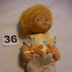 Muñecas Lesly y Barriguitas: ANTIGUA BARRIGUITAS. Lote 180518142