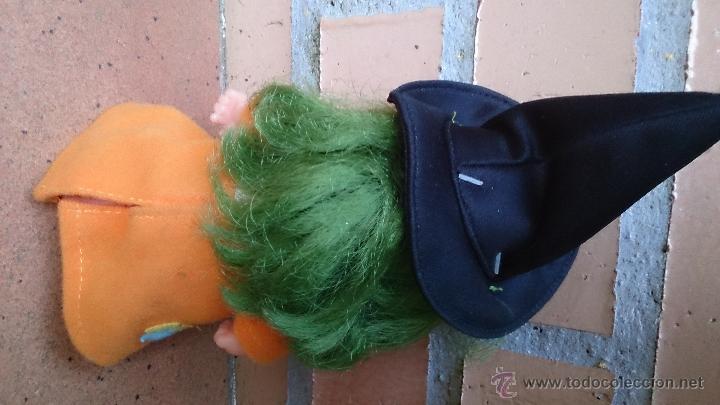 Muñecas Lesly y Barriguitas: Muñeca Barriguitas Bruja pelo verde - Foto 3 - 45111167
