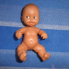 Muñecas Lesly y Barriguitas: BARRIGUITAS NEGRITA PELÓN, 111-1. Lote 46456901