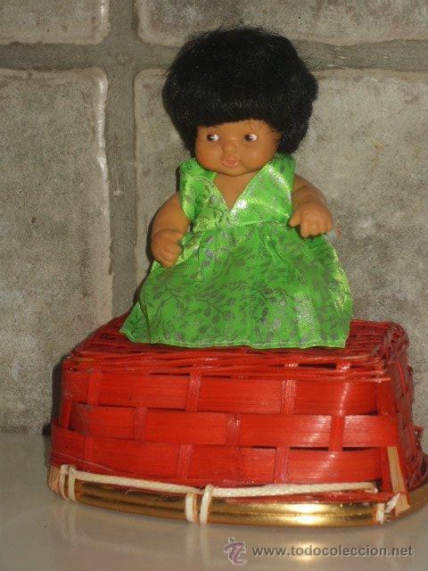 Muñecas Lesly y Barriguitas: BARRIGUITAS DE FAMOSA , NEGRITA , MULATA - Foto 4 - 46226174