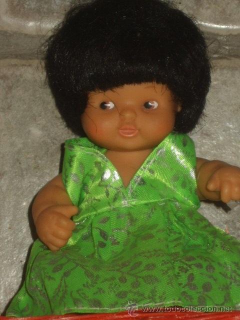 Muñecas Lesly y Barriguitas: BARRIGUITAS DE FAMOSA , NEGRITA , MULATA - Foto 5 - 46226174