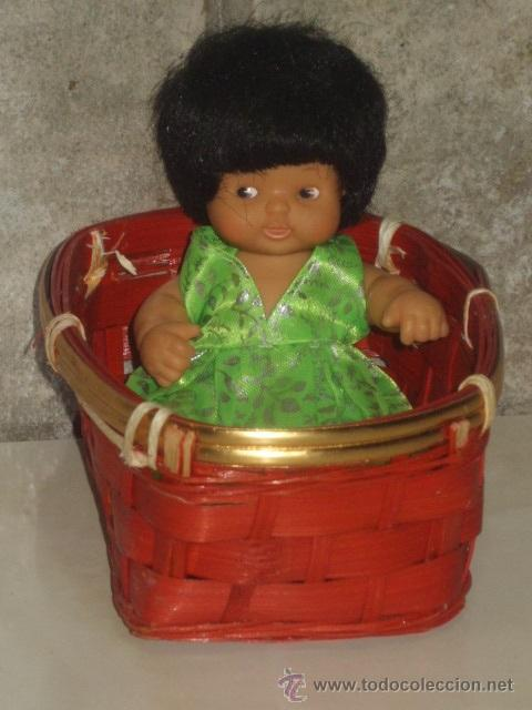 Muñecas Lesly y Barriguitas: BARRIGUITAS DE FAMOSA , NEGRITA , MULATA - Foto 7 - 46226174