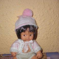 Muñecas Lesly y Barriguitas: BARRIGUITA MOLDE ANTIGUO CON ROPITA AÑOS 80. Lote 46250749