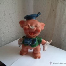 Bonecas Lesly e Barriguitas: MUÑECO PVC TRES CERDITOS. FAMOSA .. Lote 46793663