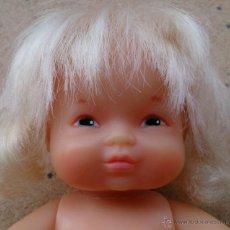 Muñecas Lesly y Barriguitas: MUÑECO BEBÉ BARRIGUITAS RETOÑO CON PELO. Lote 46924696