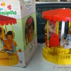 Muñecas Lesly y Barriguitas: AFJ. ANTIGUO TIO VIVO DE BARRIGUITAS EN CAJA ORIGINAL REF. 80992 + 4 BARRIGUITAS. Lote 47602903