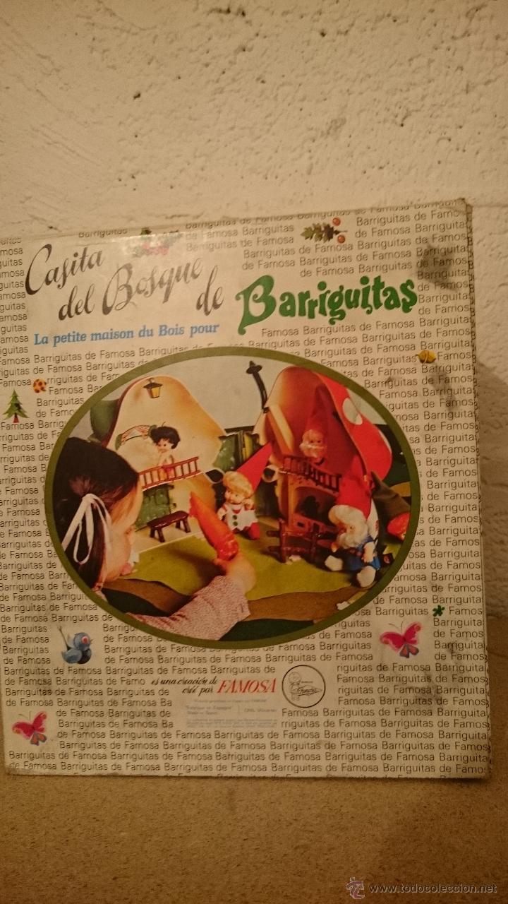Muñecas Lesly y Barriguitas: Casita del bosque de barriguitas, Seta en su caja original - Foto 7 - 48380983