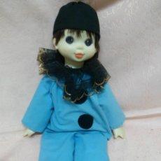 Muñecas Lesly y Barriguitas: MUÑECO ARLEQUÍN / PAYASO DE FAMOSA. Lote 50284985