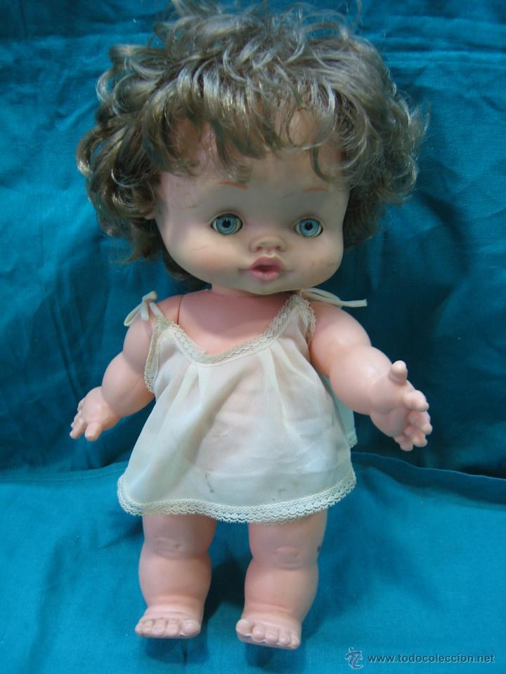Muñecas Lesly y Barriguitas: Muñeca de Famosa. Mide 31 cm. Cuerpo plástico rígido y cabeza goma - Foto 2 - 48504222