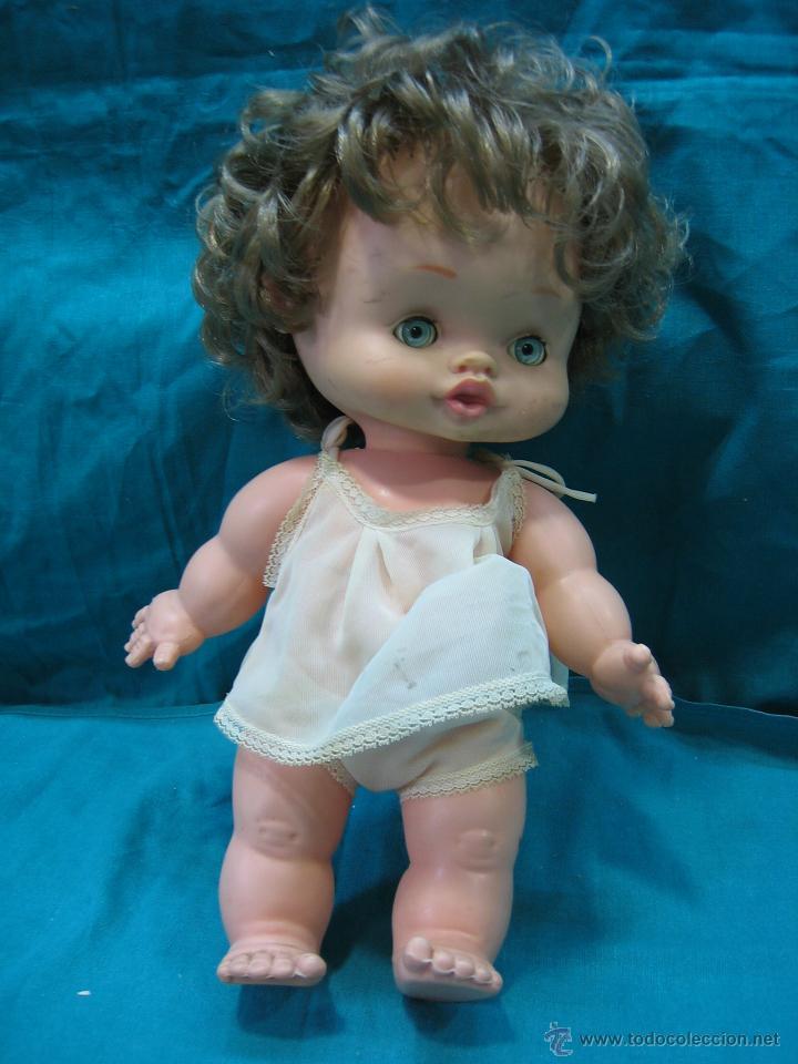 Muñecas Lesly y Barriguitas: Muñeca de Famosa. Mide 31 cm. Cuerpo plástico rígido y cabeza goma - Foto 7 - 48504222