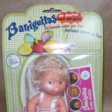 Muñecas Lesly y Barriguitas: BARRIGUITAS BESITOS FRESA,BLISTER,A ESTRENAR. Lote 136440534