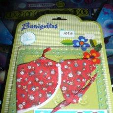Muñecas Lesly y Barriguitas: BLISTER ROPA BARRIGUITAS. Lote 60761351