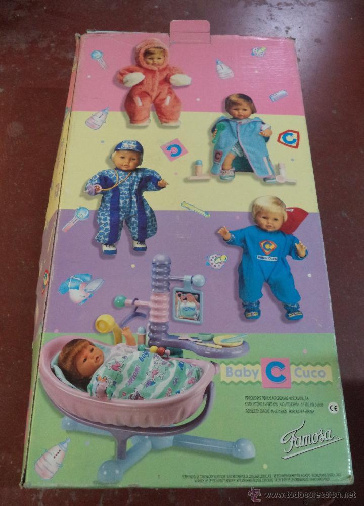 Muñecas Lesly y Barriguitas: Muñeco Babycuco,en caja original,Famosa,buen estado,es el de las fotos - Foto 2 - 50446098