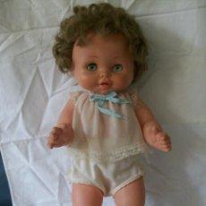 Muñecas Lesly y Barriguitas: MUÑECA ONDINA-DE FAMOSA-AÑOS 60-ROPA ORIGINAL. Lote 50464684
