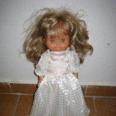 Muñecas Lesly y Barriguitas: MUÑECA DE FAMOSA. ENVÍO CERTIFICADO GRATUITO. Lote 51030608