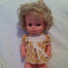 Muñecas Lesly y Barriguitas: MUÑECA SOLO FAMOSA-40 CM. Lote 51096238