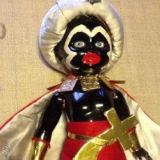 Muñecas Lesly y Barriguitas: MUÑECA DE FAMOSA NEGRA PRINCESA MORA. Lote 51399987