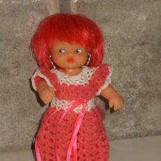 Muñecas Lesly y Barriguitas: MUÑECA BARRIGUTAS PELO LARGO FAMOSA.. Lote 51627264