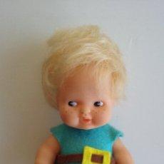 Muñecas Lesly y Barriguitas: BARRIGUITAS DEL BOSQUE/ENANITO DE FAMOSA.. Lote 52778300
