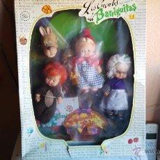 Muñecas Lesly y Barriguitas: BARRIGUITAS FAMOSA LOS CUENTOS DE BARRIGUITAS NUEVO. Lote 52937012