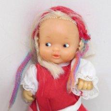 Muñecas Lesly y Barriguitas: MUÑECA BARRIGUITAS DEL MUNDO DE FAMOSA RUSIA. Lote 52948050