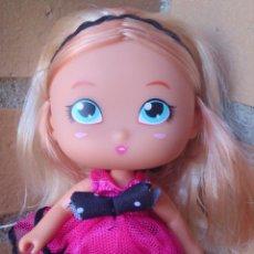 Muñecas Lesly y Barriguitas: MUÑECA BARRIGUITAS DE FAMOSA 2015 VESTIDO ROSA. Lote 53044857
