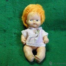 Muñecas Lesly y Barriguitas: MUÑECA BARRIGUITAS PELO NARANJA. Lote 53203930