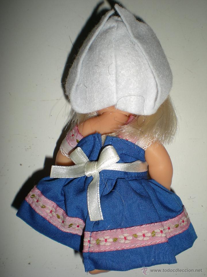 Muñecas Lesly y Barriguitas: preciosa barriguitas de famosa serie países holanda colecciones salvat numero 4 - Foto 2 - 101287635