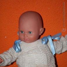 Muñecas Lesly y Barriguitas: MUÑECO BEBE DE FAMOSA FUNCIONANDO. Lote 53730781