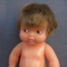 Muñecas Lesly y Barriguitas: MUÑECA FAMOSA 97 BARRIGUITAS PECOSA ANTIGUA SE PONE DE PIÉ. Lote 53861560