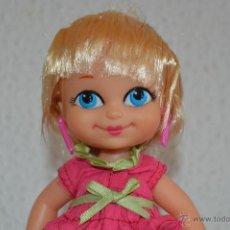 Muñecas Lesly y Barriguitas: PRECIOSA MUÑECA BARRIGUITA BARRIGUITAS MODERNA. Lote 54077859
