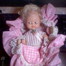 Muñecas Lesly y Barriguitas: BARRIGUITAS EN CANASTILLO ANTIGUA 97 NUCA MBE LEER . Lote 54081103