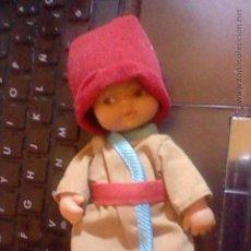 Muñecas Lesly y Barriguitas: MUÑECA BARRIGUITAS MONGOLIA O SIMILAR VESTIDO ANTIGUA NUCA 97. Lote 54107734