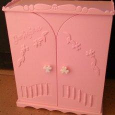 Lesly and Barriguitas dolls - Armario rosa original Barriguitas de Famosa años 80 - 54290068