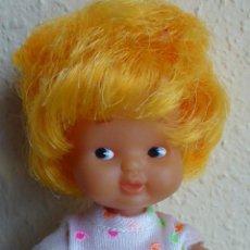 Puppen Lesly und Barriguitas - BARRIGUITAS PELIRROJA - 54715451