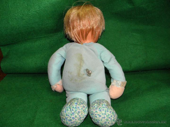 Muñecas Lesly y Barriguitas: MUÑECA DE CUERDA DE FAMOSA - Foto 4 - 54810254