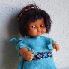 Muñecas Lesly y Barriguitas: BARRIGUITAS INDIO. Lote 54836713