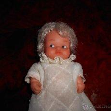 Muñecas Lesly y Barriguitas: BARRIGUITAS DORMILON CON FUNDA CAPAZO AÑOS 70 80 MUY RARA. Lote 54987606