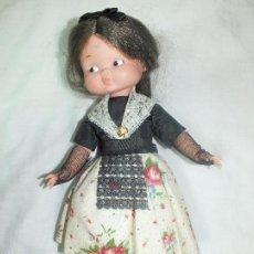 Muñecas Lesly y Barriguitas: MUÑECA GALLEGA DE FAMOSA . Lote 55245581