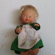 Muñecas Lesly y Barriguitas: BARRIGUITAS DE FAMOSA ANTIGUA CON VESTIDO . Lote 55524729