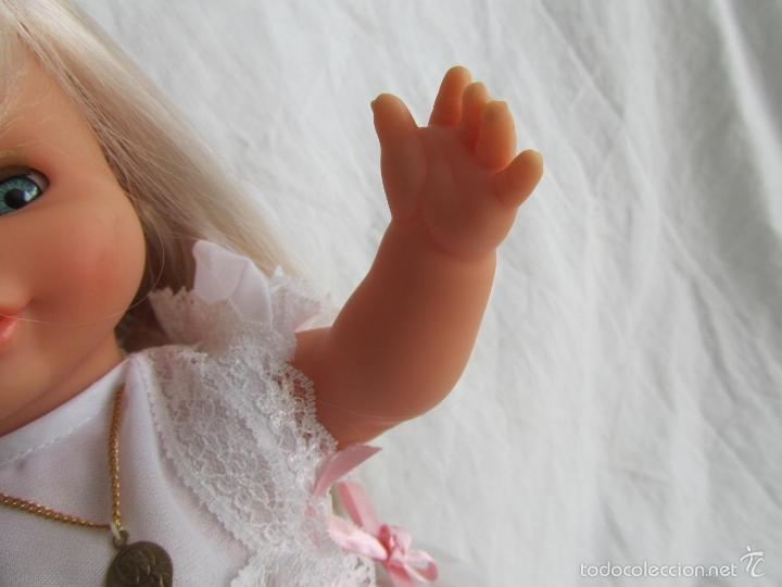 Muñecas Lesly y Barriguitas: Muñeca de Famosa Helen Comunión Funcionando - Foto 5 - 55991961