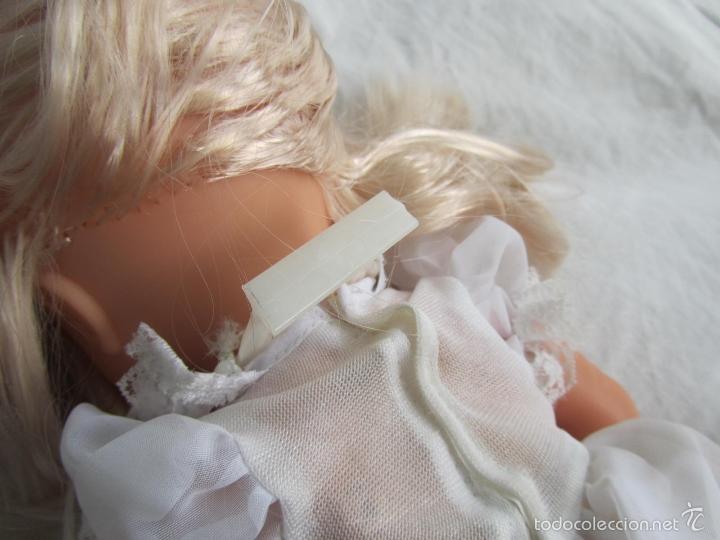 Muñecas Lesly y Barriguitas: Muñeca de Famosa Helen Comunión Funcionando - Foto 15 - 55991961