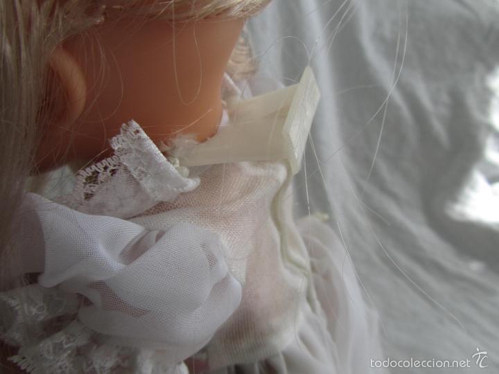 Muñecas Lesly y Barriguitas: Muñeca de Famosa Helen Comunión Funcionando - Foto 16 - 55991961
